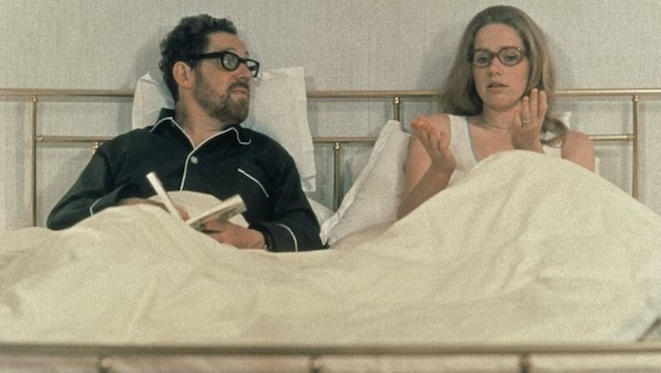 Erland Josephson and Liv Ullmann in Scenes from a Marriage (Photo: Criterion)