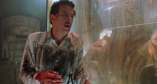 Geoffrey Rush in House on Haunted Hill (Photo: Shout! Factory)