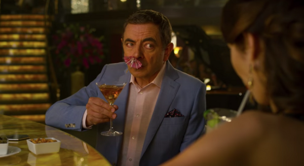 Rowan Atkinson in Johnny English Strikes Again (Photo: Universal)