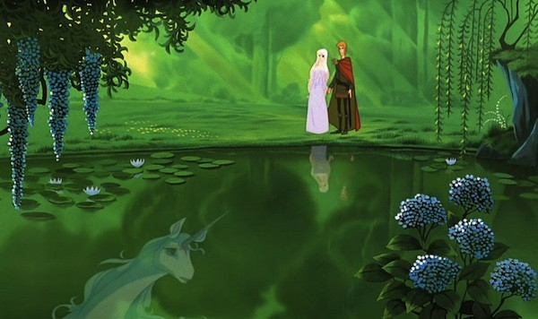 The Last Unicorn (Photo: Shout! Factory)