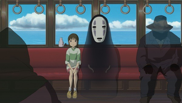Spirited Away (Photo: Disney & Studio Ghibli)
