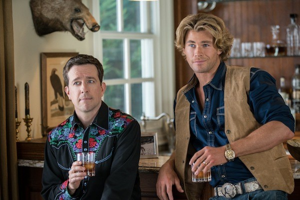 Ed Helms and Chris Hemsworth in Vacation (Photo: Warner Bros.)