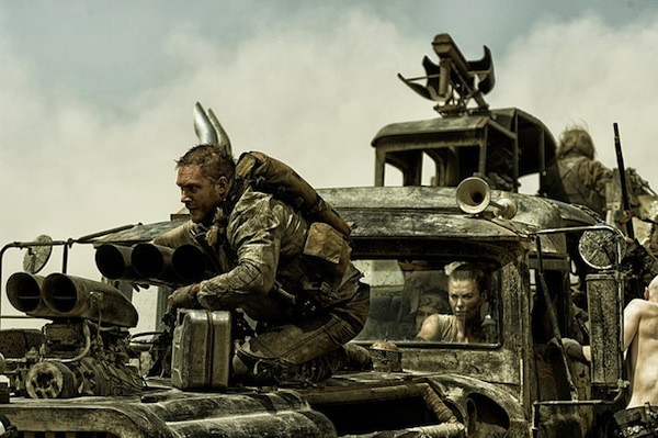 Tom Hardy and Charlize Theron in Mad Max: Fury Road (Photo: Warner Bros.)