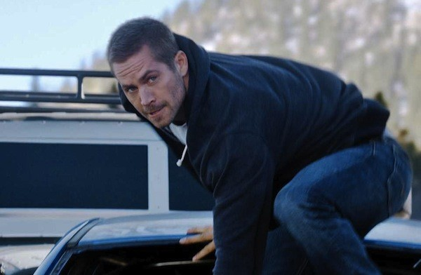 Paul Walker in Furious 7 (Photo: Universal)
