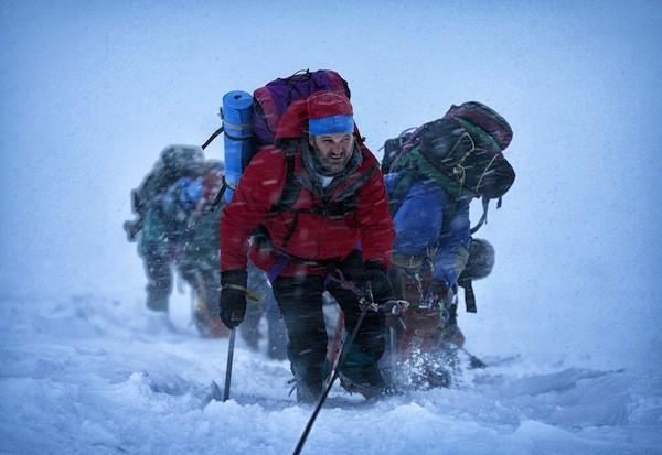 Jason Clarke in Everest (Photo: Universal)