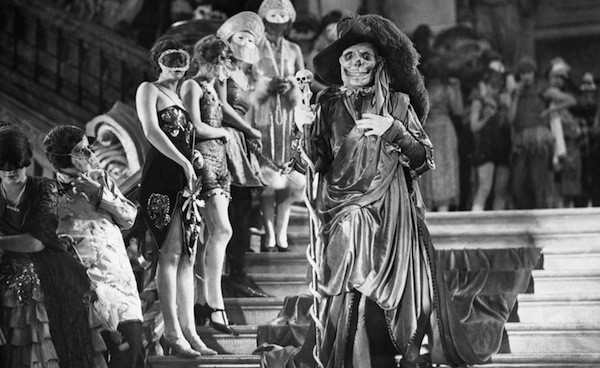 Lon Chaney in The Phantom of the Opera (Photo: Kino)