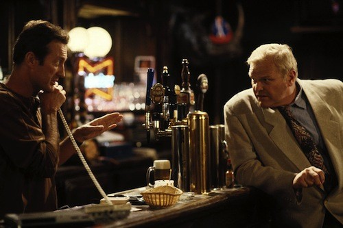 Bryan Brown and Brian Dennehy in F/X 2 (Photo: Kino)
