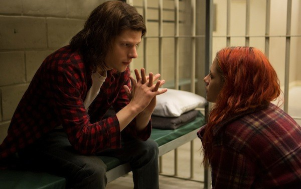 Jesse Eisenberg and Kristen Stewart in American Ultra (Photo: Lionsgate)