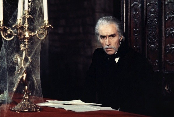 Christopher Lee in Count Dracula (Photo: Severin Films)
