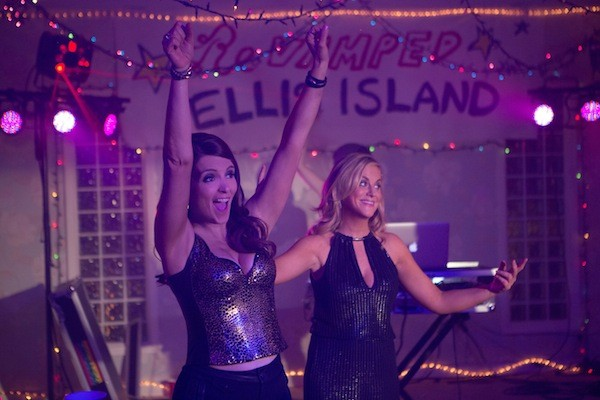 Tina Fey and Amy Poehler in Sisters (Photo: Universal)