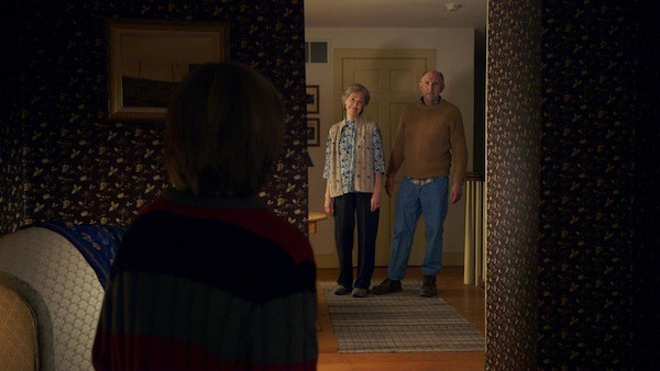 Deanna Dunagan and Peter McRobbie in The Visit (Photo: Universal)