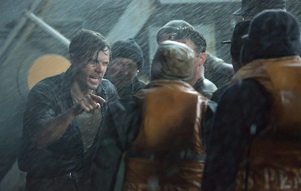 Casey Affleck in The Finest Hours (Photo: Disney)