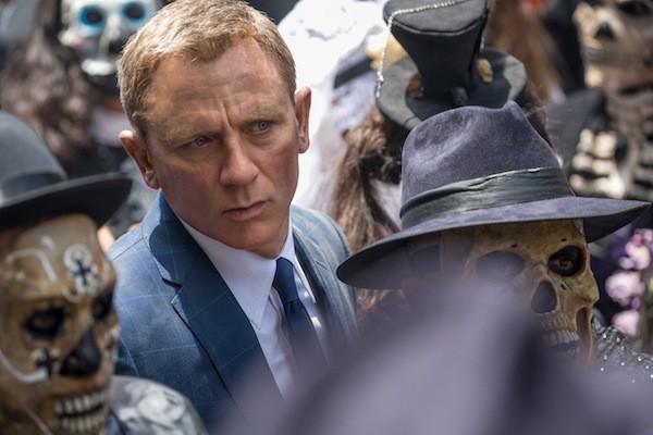 Daniel Craig in SPECTRE (Photo: MGM & Fox)