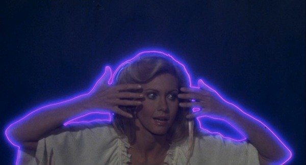 Olivia Newton-John in Xanadu (Photo: Universal)