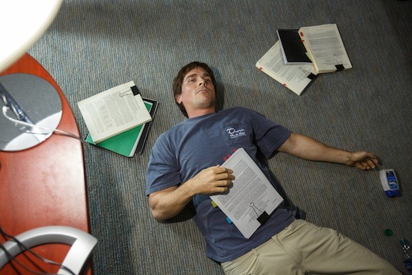 Christian Bale in The Big Short (Photo: Paramount)