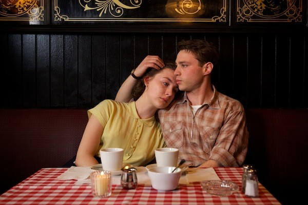 Saoirse Ronan and Emory Cohen in Brooklyn (Photo: Fox)
