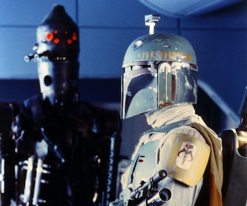Jeremy Bulloch in The Empire Strikes Back (Photo: Fox)