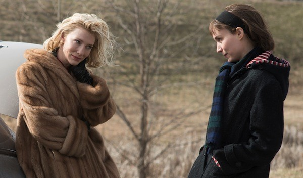 Cate Blanchett and Rooney Mara in Carol (Photo: Anchor Bay & Weinstein Co.)