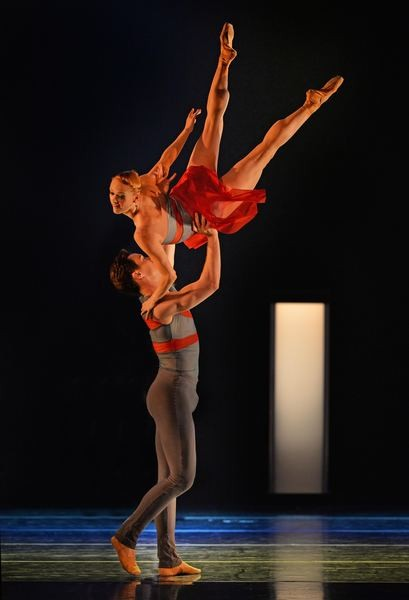 "Sasha Janes' ""We Danced Through Life"" in Charlotte Ballet's Spring Works."
