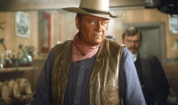 John Wayne in Chisum (Photo: Warner Bros.)