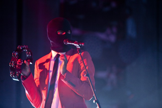 Twenty One Pilots - PHOTO BY JEFF HAHNE
