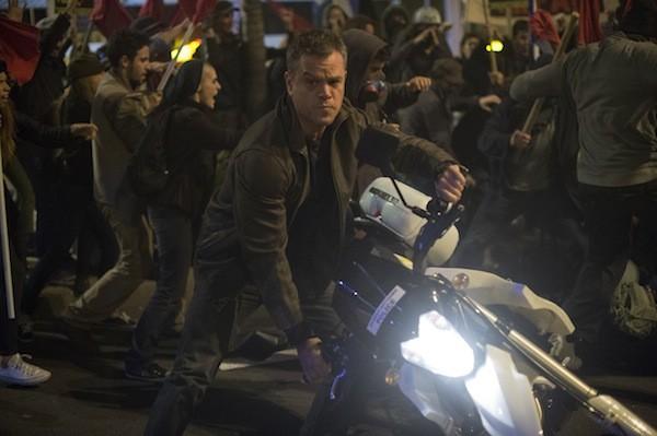 Matt Damon in Jason Bourne (Photo: Universal)