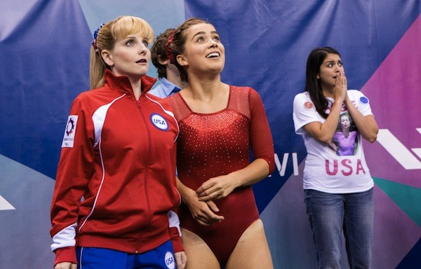 Melissa Rauch and Haley Lu Richardson in The Bronze (Photo: Sony Pictures Classics)