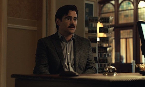 Colin Farrell in The Lobster (Photo: A24 & Lionsgate)