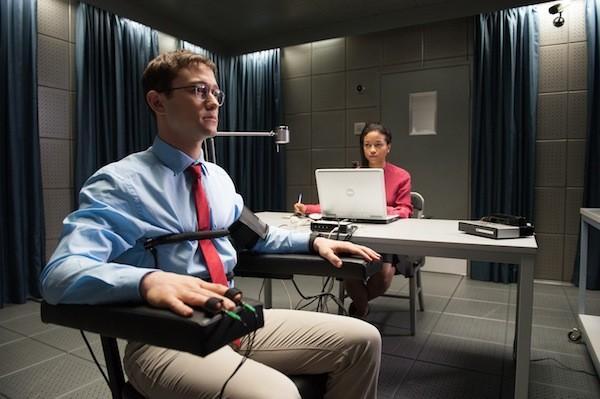Joseph Gordon-Levitt in Snowden (Photo: Open Road)