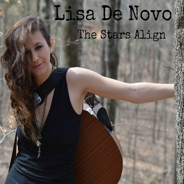 Lisa De Novo's EP cover. (Photo by Alexa Genovas)