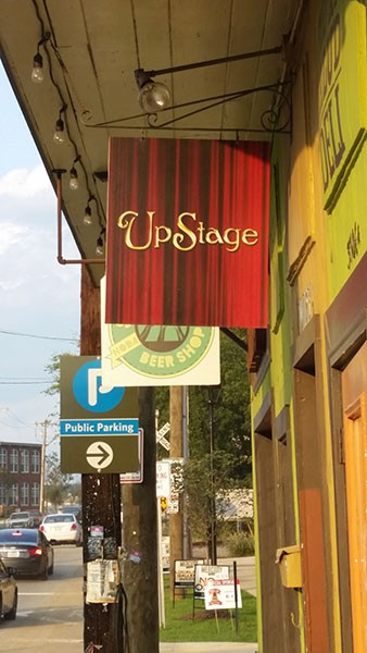 UpStage closes for good on Oct. 8.