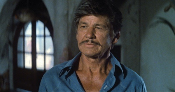 Charles Bronson in Cabo Blanco (Photo: Kino)