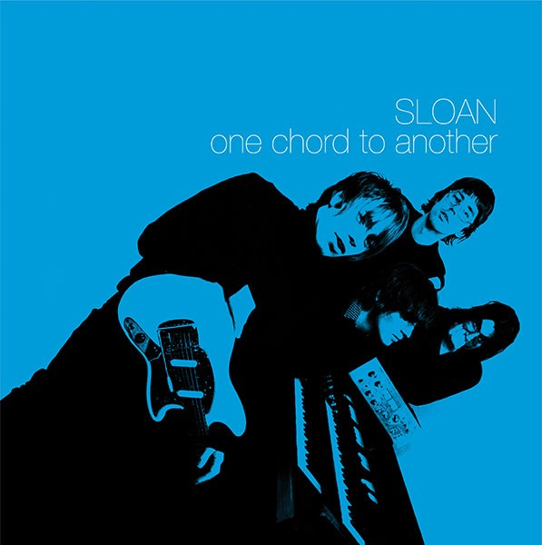 Cover of Sloan's new album, One Chord to Another.