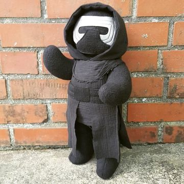"Handmade Stuffs ""Cuddly Plush Space Jerk"""
