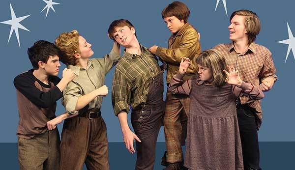 the best christmas pageant ever the musical runs through dec 23 at imaginon - The Best Christmas Pageant Ever Movie