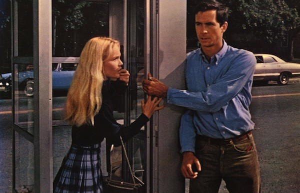 Tuesday Weld and Anthony Perkins in Pretty Poison (Photo: Twilight Time)
