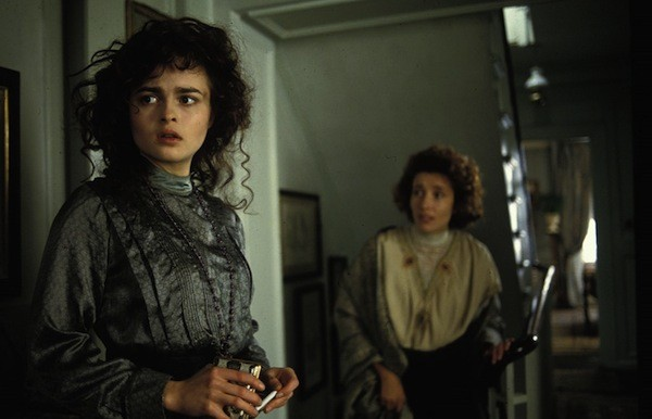 Helena Bonham Carter and Emma Thompson in Howards End (Photo: Cohen)