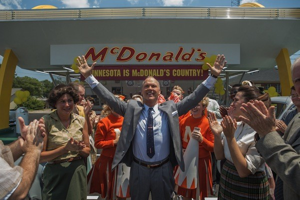 Michael Keaton in The Founder (Photo: The Weinstein Co.)