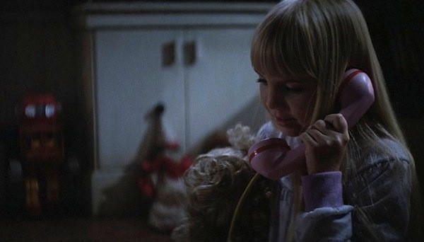 Heather O'Rourke in Poltergeist II: The Other Side (Photo: Shout! Factory & MGM)
