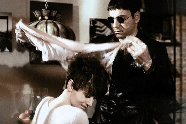 Audrey Hepburn and Alan Arkin in Wait Until Dark (Photo: Warner)
