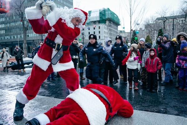 Billy Bob Thornton in Bad Santa 2 (Photo: Broad Green & Miramax)