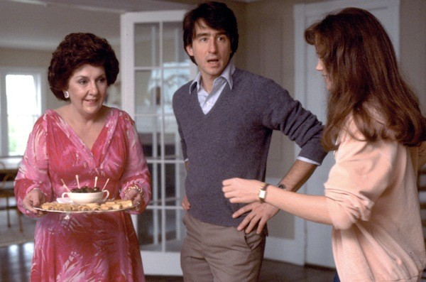 Maureen Stapleton, Sam Waterston and Kristin Griffith in Interiors (Photo: Twilight Time)