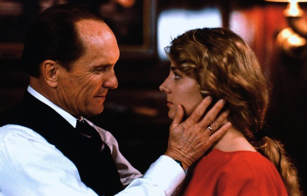 Robert Duvall and Natasha Richardson in The Handmaid's Tale (Photo: Shout! Factory & MGM)