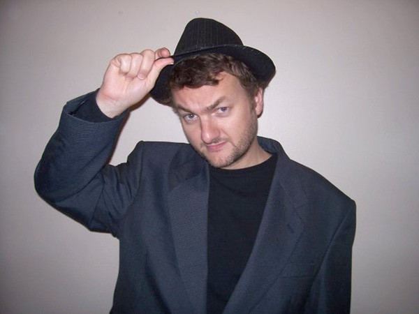 Mat Brunson strikes a pose in 2006.