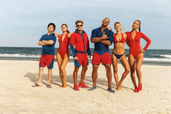 The gang's all here in Baywatch (Photo: Paramount)
