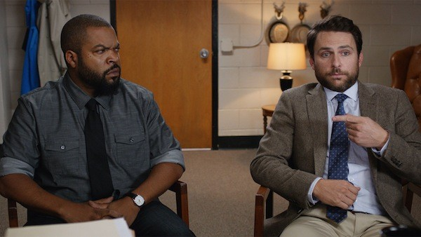 Ice Cube and Charlie Day in Fist Fight (Photo: Warner)