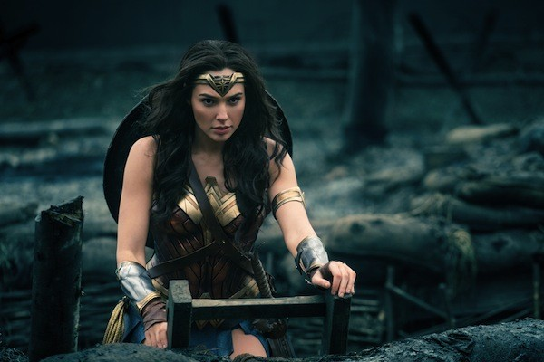 Gal Gadot as Wonder Woman (Photo: Warner)