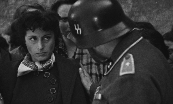 Anna Magnani in Rome, Open City (Photo: Criterion)