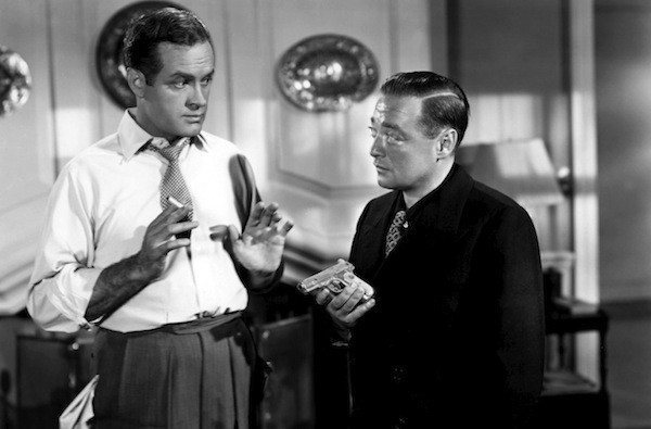 Bob Hope and Peter Lorre in My Favorite Brunette (Photo: Kino)