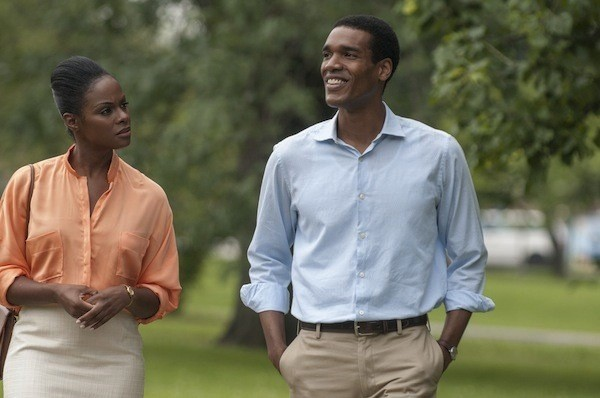 Tika Sumpter and Parker Sawyers in Southside With You (Photo: Miramax & Lionsgate)